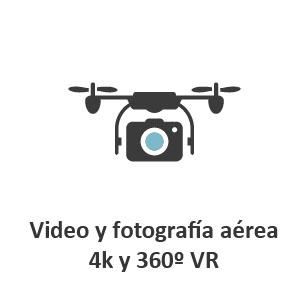 Curso de Fotografía y Vídeo Aéreo con Drones