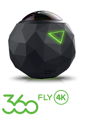 Cámara video y foto 360 VR 4k Drone
