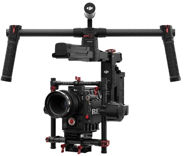 GIMBALS Y CABLE CAM